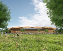 Forest Green eco-stadium Competition