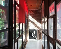 Layered Gallery shortlisted for Camden Design Awards