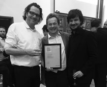 RIBA Award for Layered Gallery