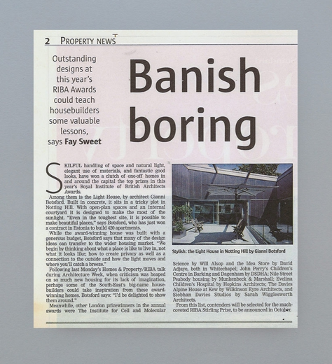 Banish Boaring