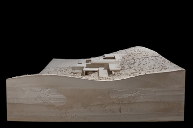 Villa Arcipelago Physical Model
